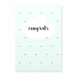 Congrats groen