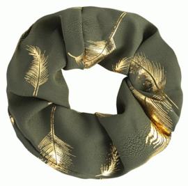 Gold-Feather Groen