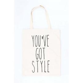 '' You've got style''