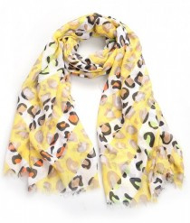 Spring Leopard Yellow