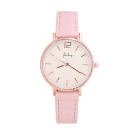Horloge Roze/Rose