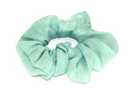 Scrunchie | Groen glinster