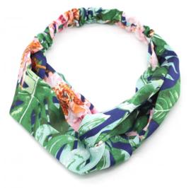 Haarband Jungle Flowers
