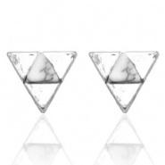 Oorbellen triangle