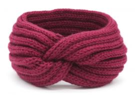 Haarband Paars