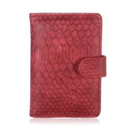 Paspoorthoesje | Rood
