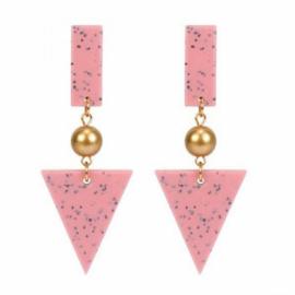 Driehoek | Roze