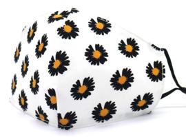 Bloemen wit-geel