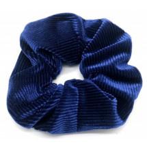 Scrunchie Rib Blauw
