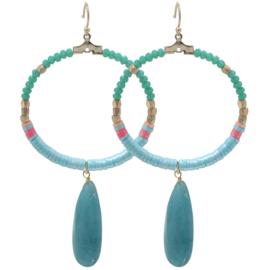 Colourful Beads | Groen