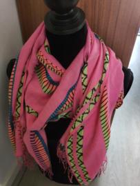 Sjaals | Roze