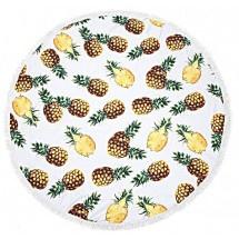 Beachtowel Ananas