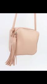 Roze mini tas