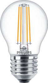 Philips 70992400 Classic LED luster D 5-40W 827 E27 P45 CL