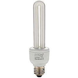 DURA Spaarlamp Low 12VDC 15W/827 E27 / VPE 6