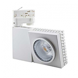 Interlight LED Spot vierkant 25W en 36W