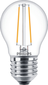 Philips 70988700 Classic LED luster D 2.7-25W 827 E27 P45 CL