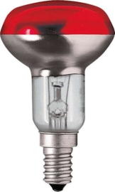 PHILIPS Reflectorlamp NR50 Gekleurd diameter 50 / VPE 15