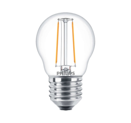 Philips 57415700 Classic LED luster ND 2-25W 827 E27 P45 CL