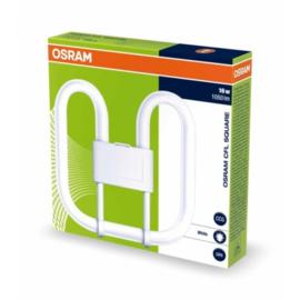 OSRAM CFL square 4P PL-Q / VPE 20