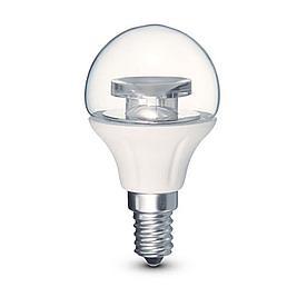 DURA LED Kogellamp 4W prisma 2200K / VPE 10