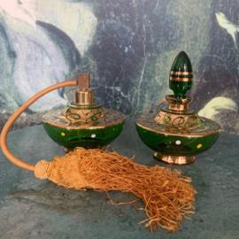 Boudoir set glas