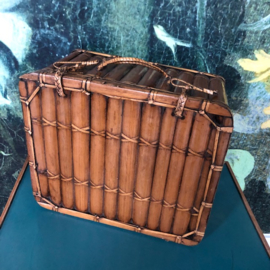Bamboe Koffer