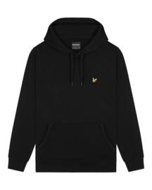 LYLE & SCOTT LS Pullover Hoodie Zwart