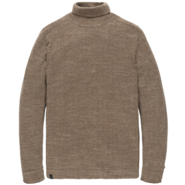 Cast Iron ROLL NECK KNIT