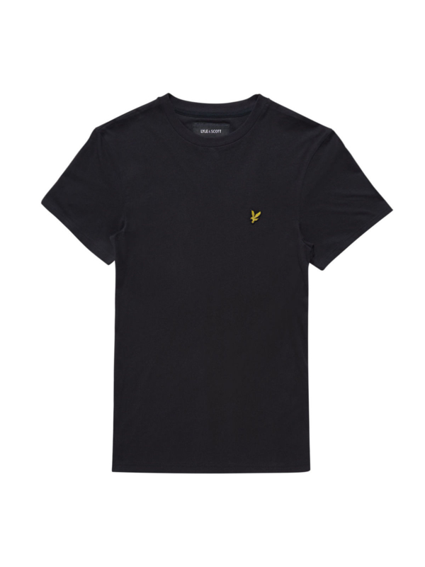 Lyle&Scott T-shirt Zwart