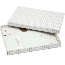 stationery box, school