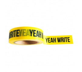washi tape, yeah write, 10 meter