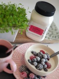 Buffelyoghurt 1 liter