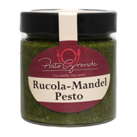 Pesto Rucola-Amandel