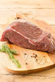 Braadvlees van de buffel