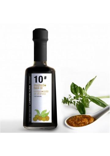 10# Mustard Basilicum