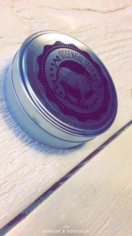 Ossengalzeep met Buffelmelk