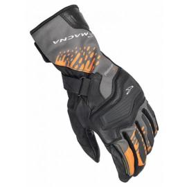 Macna Talon RTX Motorhandschoen Zwart/Oranje