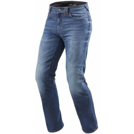 Rev'it! Philly 2 LF Motorjeans Medium Blue L32