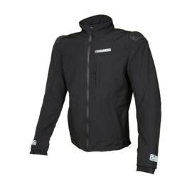 Booster Soft Jacket Basano Motorjas Zwart