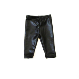 Leatherlook legging baby