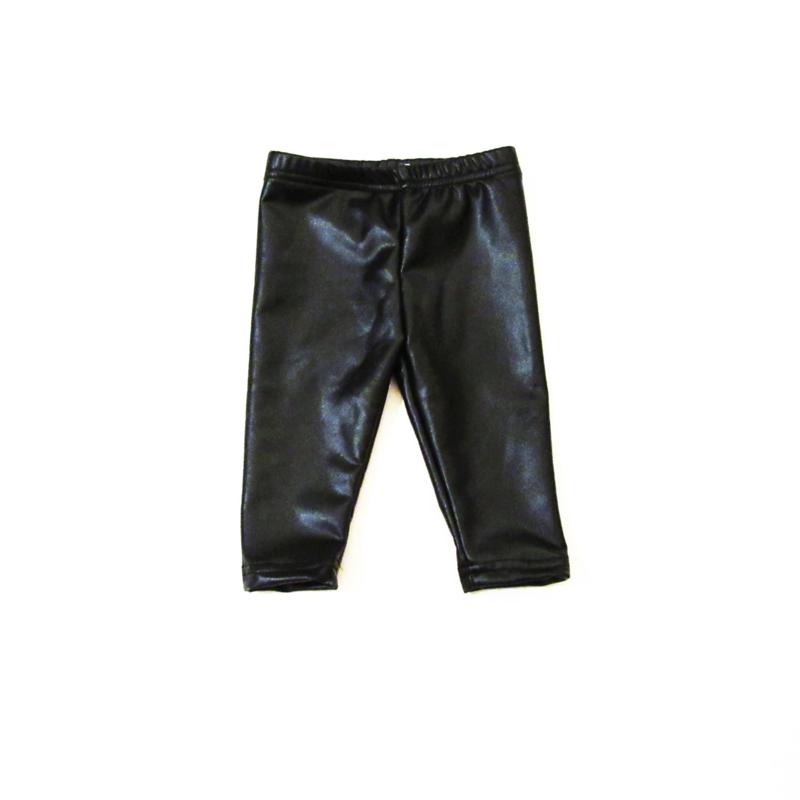 Leatherlook legging baby