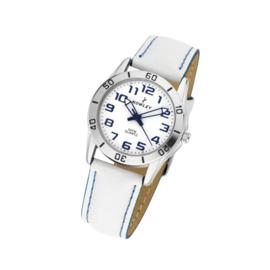 Nowley 8-5385-0-1 analoog tiener horloge 32 mm 50 meter wit