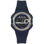 Coolwatch CW.342 digitaal tiener horloge 34 mm 100 meter blauw