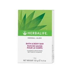 Herbalife Bath & Body Bar 125 gram