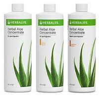 Herbalife Herbal Aloë Vera Drank 473 ml