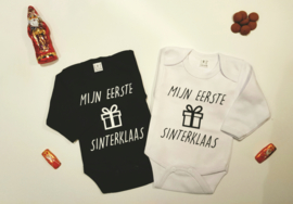 Sinterklaas shirt of romper