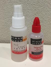 Set aanbieding nagelgel 35 ml nagel/huidspray 50ml