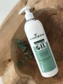 Courtin hand/ voetcreme 500 ml
