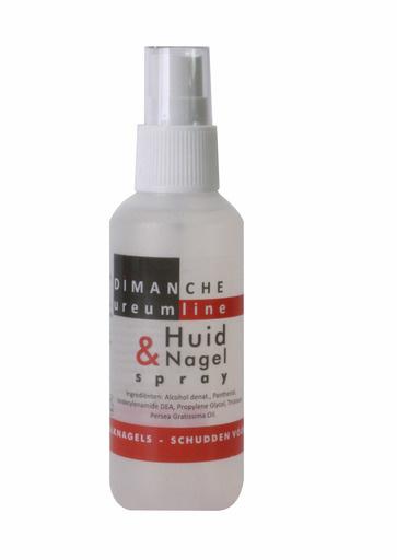 Dimanche Ureumline Huid/ nagelspray schimmelnagels 50ml